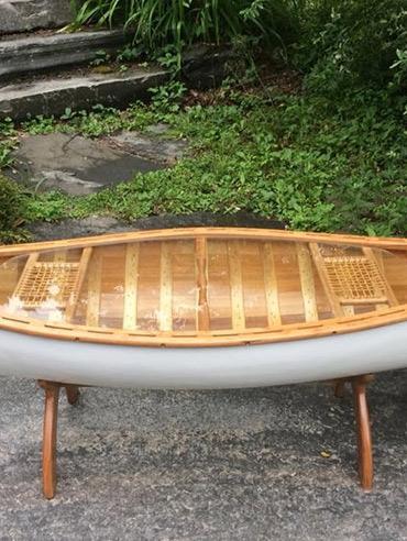 Canoe Table