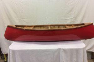 decorative canoes