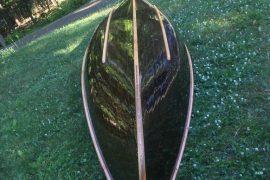 Restored Cedar Rowing Skiff